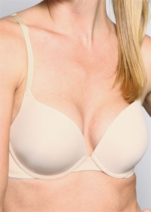BASIC Push-up Bra (Nude)