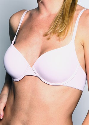 BASIC Padded Bra (Powder Pink)