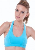 Mountain View II sports bra full view